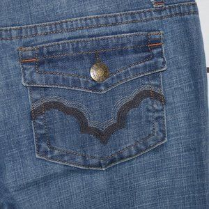 Chip & Pepper Jeans - Chip & pepper flare womens jeans size 11 R 795